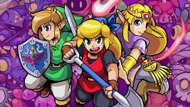 'Cadence of Hyrule' Remixes Classic Zelda Music with Roguelike Peril