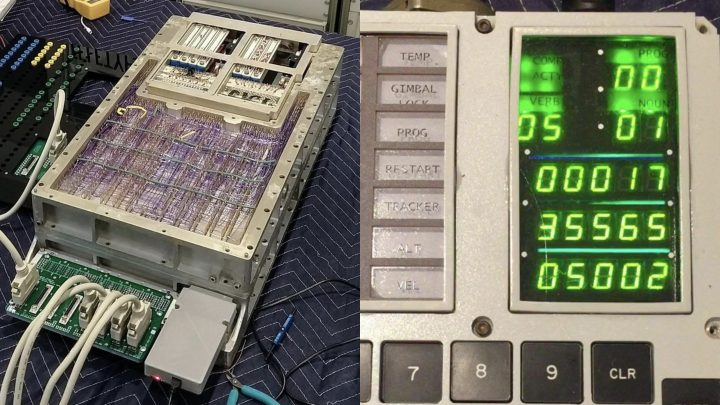 This Guy Mined Bitcoin With a Computer That Helped NASA Land on the Moon