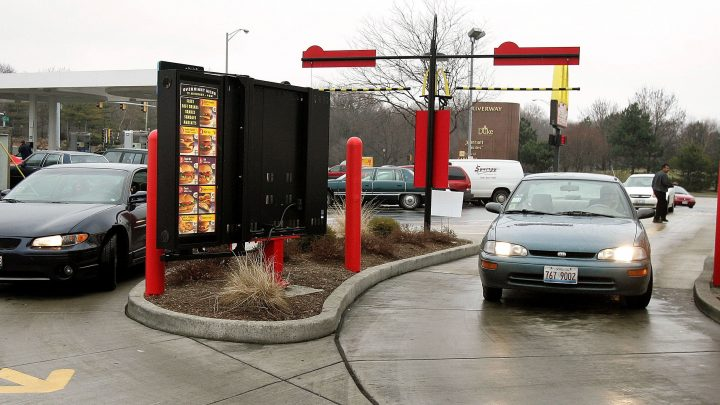 Fast Food Restaurants Might Start Scanning Customers' License Plates