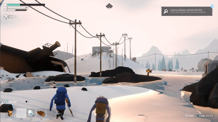 'Project Winter' Is the Best Game About Betrayal This Year