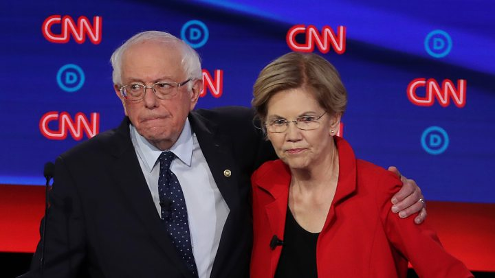 Ten Memorable Moments from a Surprisingly Savage Democratic Debate