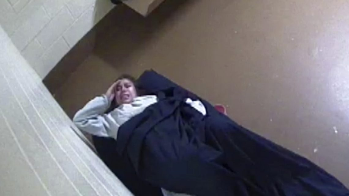 Video Shows Colorado Woman Giving Birth Alone in a Jail Cell. Now She's Suing.