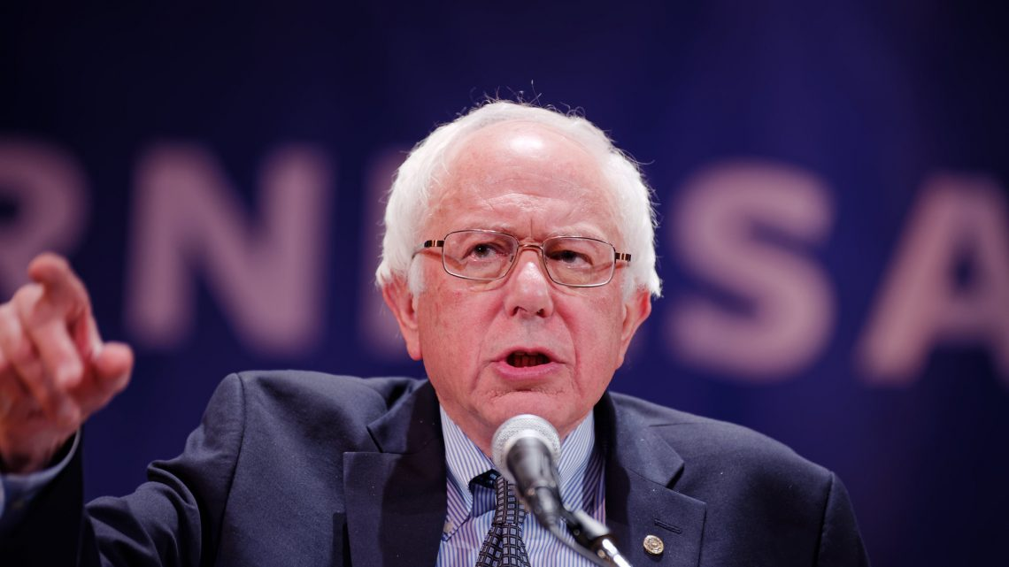 Bernie Sanders Is the First Candidate to Call for Ban on Facial Recognition