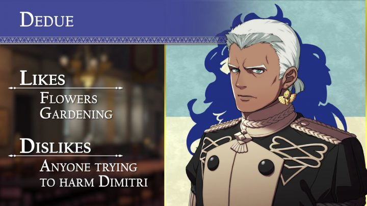 How To Recruit Dedue in 'Fire Emblem: Three Houses'