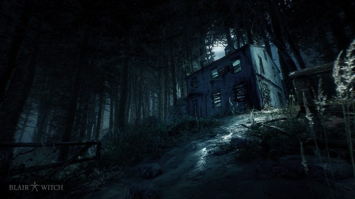 Your Loyal Dog Is Your Greatest Ally in the Upcoming 'Blair Witch' Game