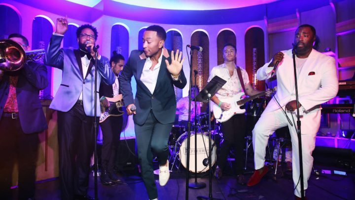 John Legend's Sketch Show 'Sherman's Showcase' Spoofs the Glory Days of 'Soul Train'