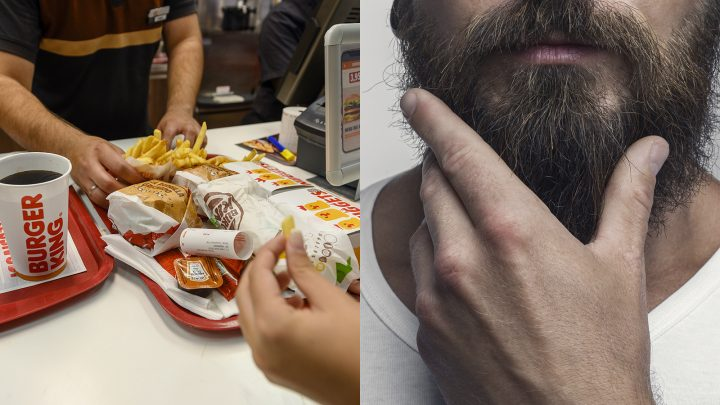 Burger King Workers Must Be Allowed to Grow Beards, Catalan Government Rules