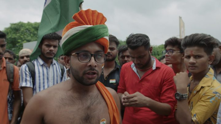 "Modi's Nationalist Supporters Love His Crackdown on Kashmir: ""He's Like a God to India Today"""