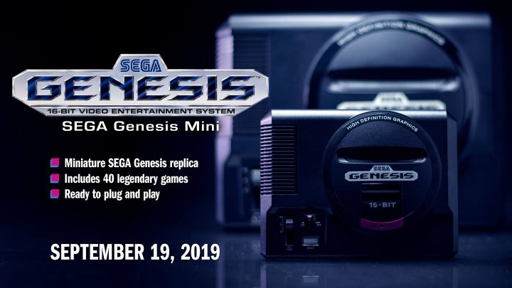 The Sega Genesis Mini Faithfully Recreates the Experience of Not Having a SNES
