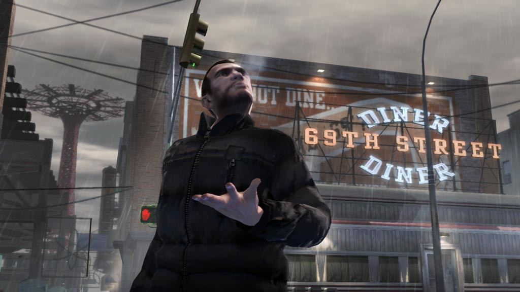 Nico Bellic in GTA IV a game that attracted a lot of political controversy that brought the ESA more notorety