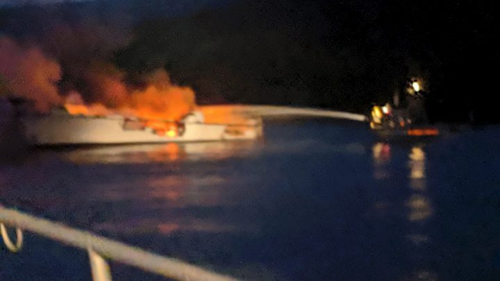34 Missing and Feared Dead After Scuba Diving Boat Catches Fire off California Coast