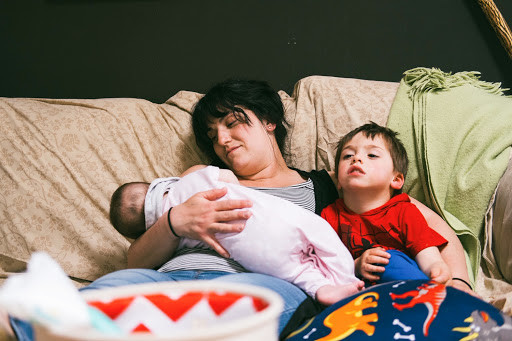 Opioid Overdose Deaths Go Up for New Moms after Childbirth. Here's Why.