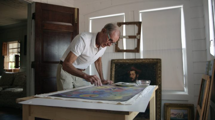 This Guy Forged Famous Artists for Decades. Now He's Gone Legit.