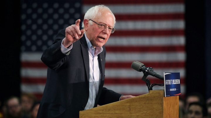 Bernie Sanders Says DMVs Should Stop Profiting From Drivers' Personal Data
