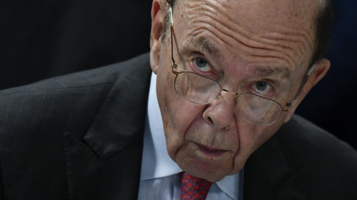Wilbur Ross Reportedly Threatened to Fire NOAA Officials Over Trump's Fake Weather Report