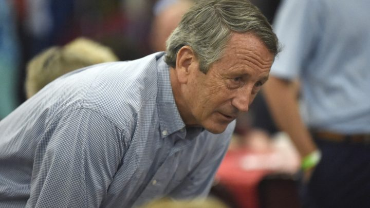 Trump Could Get His Wildest Primary Challenge Yet With 'Mr. Appalachian Trail' Mark Sanford