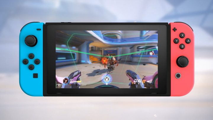 Play 'Overwatch' On the Nintendo Switch Starting Next Month