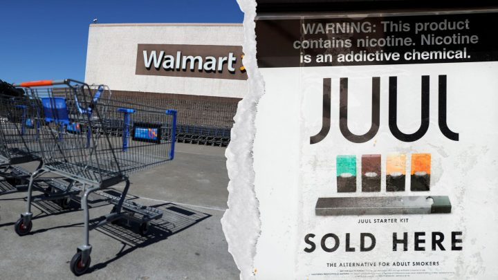 Walmart Is Getting in on the War on Vapes, and It Could Backfire Badly