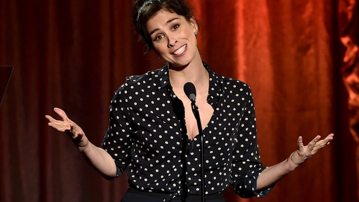 Sarah Silverman, Who Did Blackface, Doesn't Think You Should 'Cancel' People