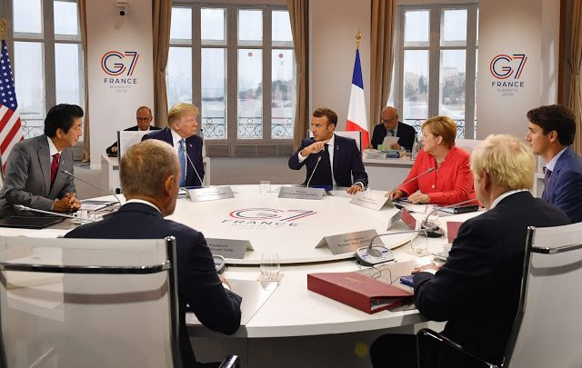 The G7's Growing Irrelevance