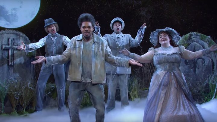 Chance the Rapper's Spooky 'SNL' Song Is 2019's Halloween Banger