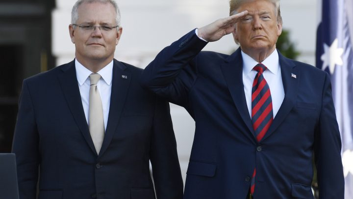 Trump Asked Australia for Help Investigating the Mueller Probe's Origins, Times Says