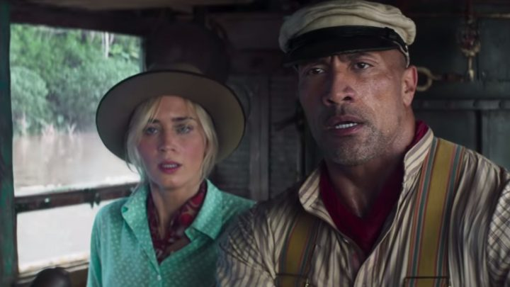 Disney's 'Jungle Cruise' Movie Looks Fully Unhinged