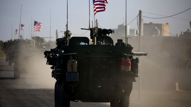 US Ditches Kurdish Proxies in Syria