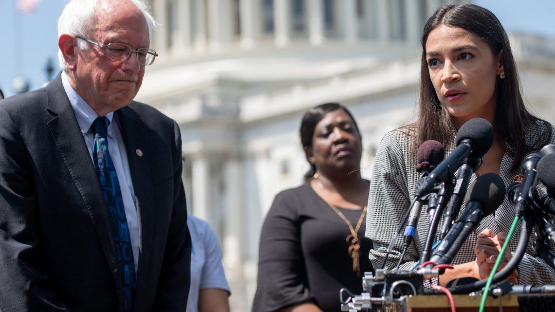 Alexandria Ocasio-Cortez Is Endorsing Bernie Sanders
