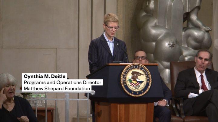 VIDEO: Matthew Shepard's Parents Slammed AG William Barr on LGBTQ Rights