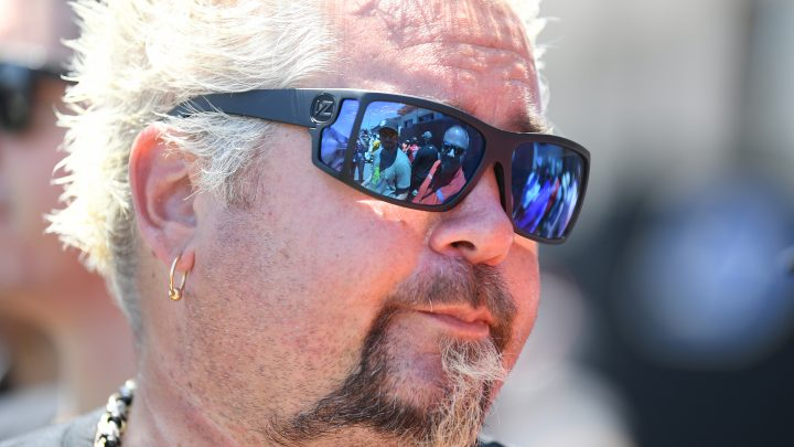 A Death in Flavortown: Guy Fieri's First Restaurant, Tex Wasabi's, Has Closed