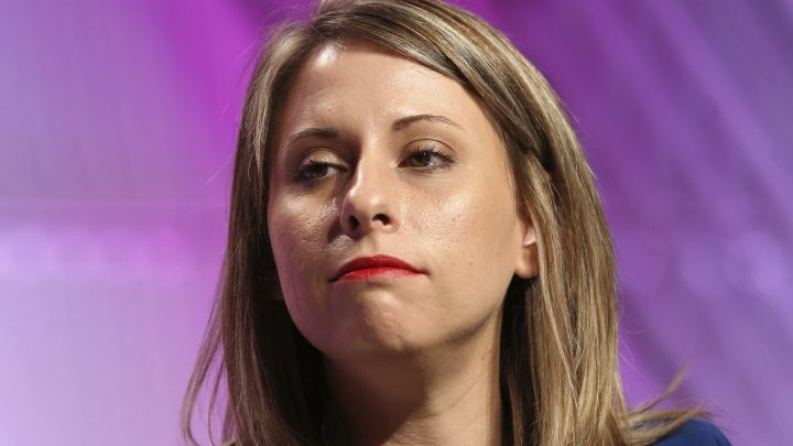 The Race to Replace Katie Hill in Congress Is Already a Circus