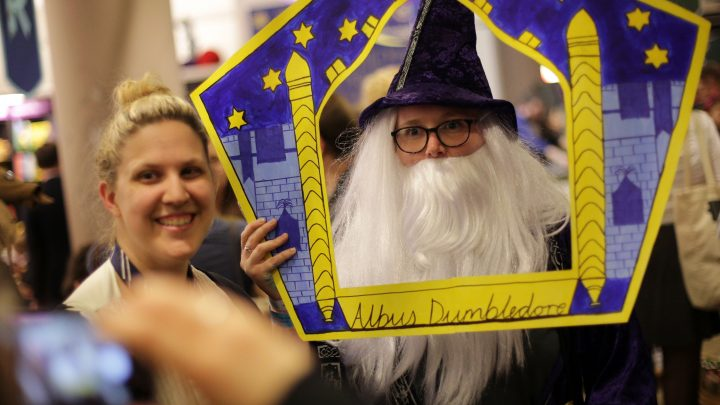 Harry Potter Fans Angry Over $50 'Scam' Event That Was More of a Low-Budget Kids Party