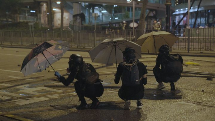 Hong Kong Protesters Are Split: Vote in Elections or Keep Waging War Against Police