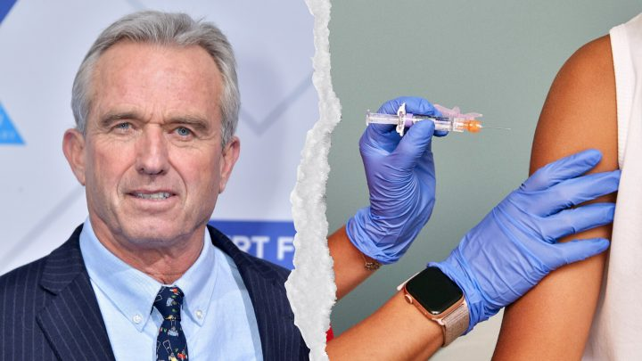 Robert F. Kennedy Jr.'s Group Is a Top Buyer of Anti-Vax Facebook Ads