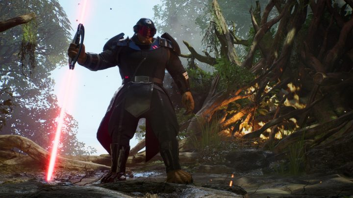 With 'Jedi: Fallen Order,' EA Finally Makes a Good Star Wars Game