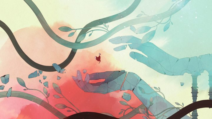 Devolver Digital Alleges Self-Help App Rips Off Artistic Platformer 'GRIS'