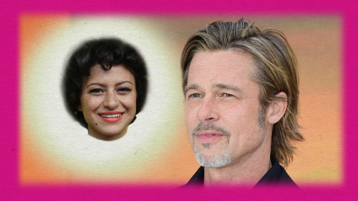 Brad Pitt and Alia Shawkat Are Just Friends, OK?