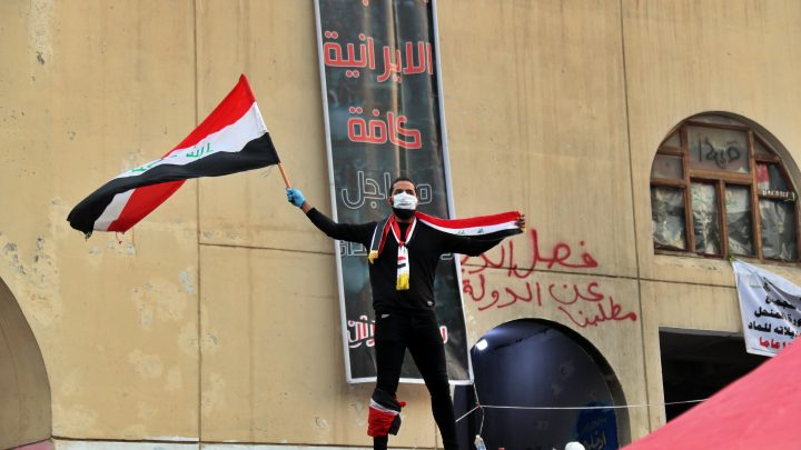 Iraq's Prime Minister is Resigning After Nearly 400 Protesters Have Been Killed