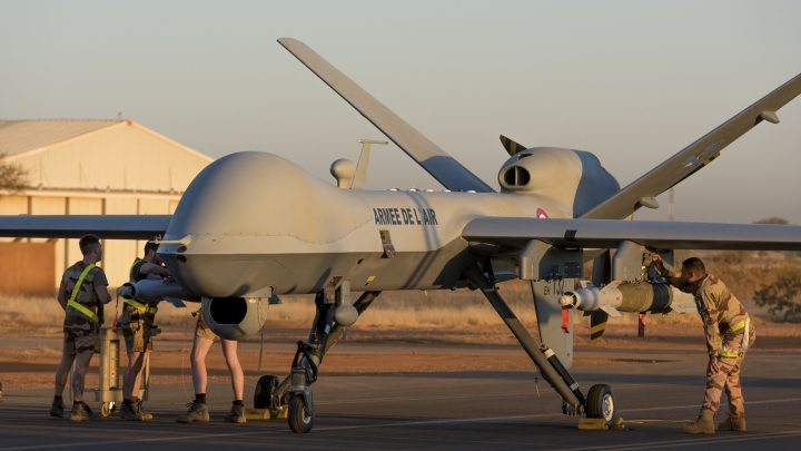 France Just Became the Latest Country to Use Unmanned Combat Drones