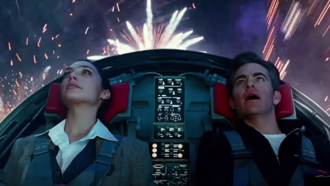 The Trailer for 'Wonder Woman 1984' Is Here