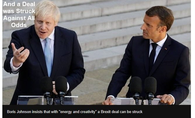 Brexit Collusion Between France and UK? What Really Happened?