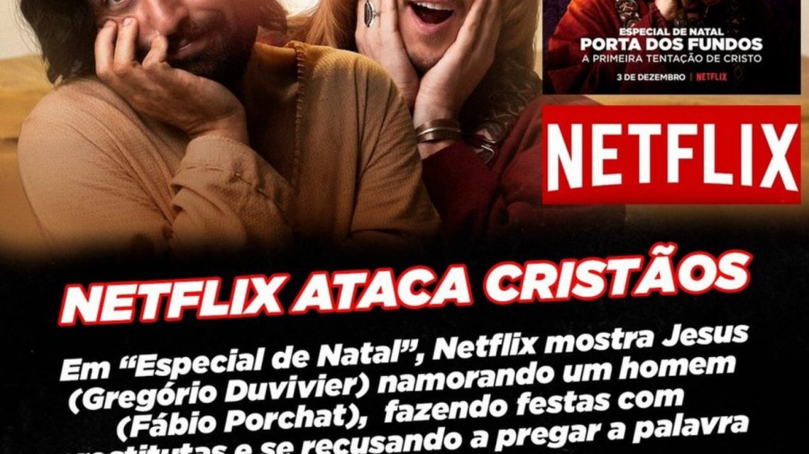 The Comedy Group That Made Brazil's 'Gay Jesus' Show Was Firebombed