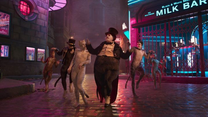 The 'Cats' Reviews Are in, and They're Absolutely Brutal