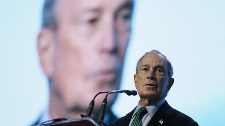 Bloomberg Campaign Says It'll Cut Ties With a Company That Used Prison Labor