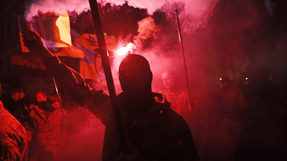A Black Metal Festival in Ukraine This Weekend Is the Neo-Nazi Networking Event of the Year