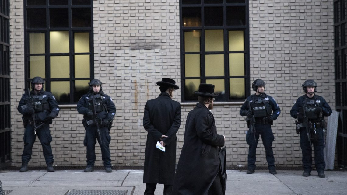 A String of Potential Hate Crimes Against Jews in New York Were Reported Over Hanukkah