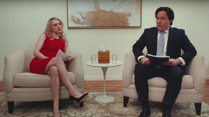 'SNL' Just Made George and Kellyanne Conway Their Own 'Marriage Story'