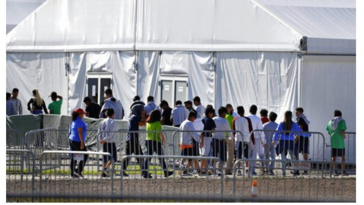 World's Highest Rate of Child Detention Under Obama