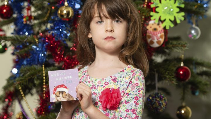 'Please Help Us': A 6-Year-Old Found a Note in Her Christmas Card From an Alleged Chinese Prisoner
